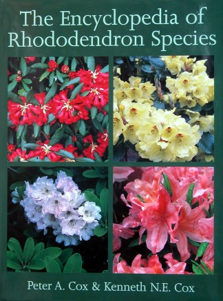 The Encyclopedia of Rhododendron Species by Peter & Kenneth Cox