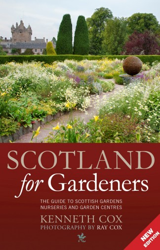 Scotland for Gardeners by Kenneth Cox, Photography by Ray Cox