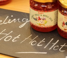 Honey, Jams & Chutneys