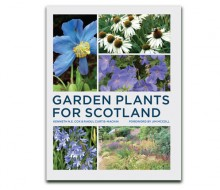 Garden plants for Scotland by Kenneth Cox & Raoul Curtis Machin