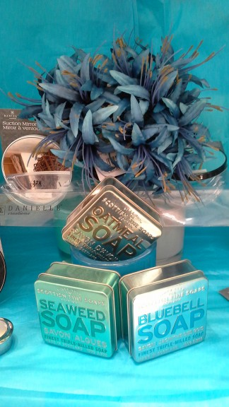 Bluebell and Seaweed soaps  smellies
