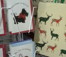 animal cards and stationery