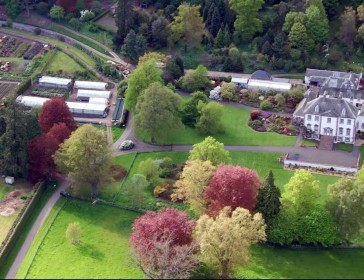 Glendoick From The Air Video