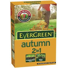 Feed Evergreen Autumn lawncare