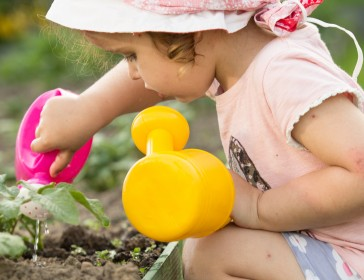 Gardening Club for 2-6 year olds