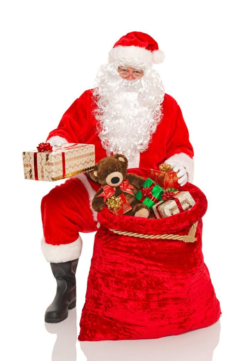 Sack Of Toys : Santa s grotto at glendoick