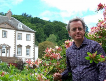 Guided tour of Glendoick Gardens with Ken Cox