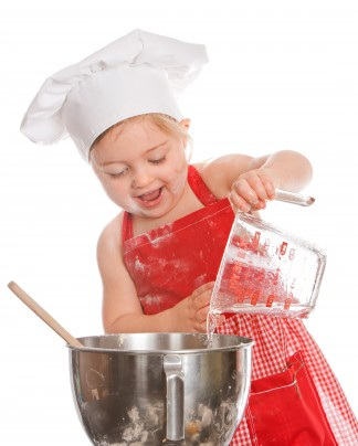 Tiny TAYste Cooking Classes for Toddlers at Glendoick