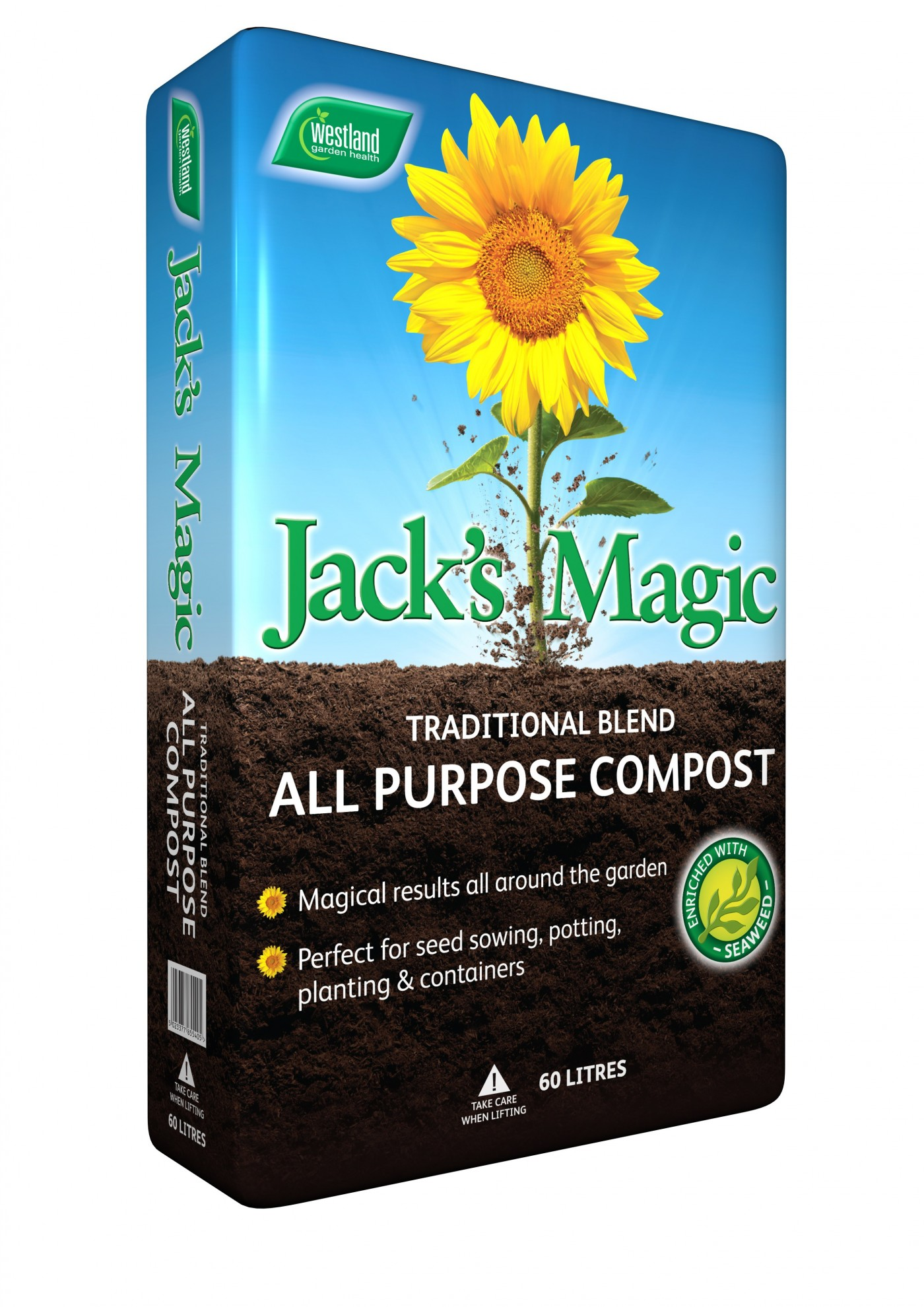 Compost Jacks magic