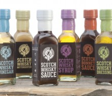 scotch-whisky-sauces Tasting weekend