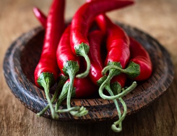 A chance to rouse those taste buds to the glories of all things Chilli, Garlic and Ginger....