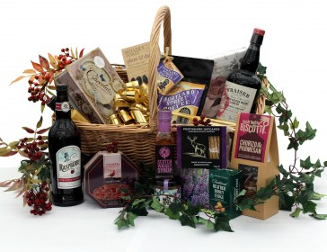 Hampers for lovers of Scottish food