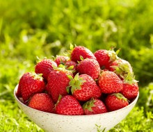 bowl of strawberries 5