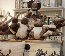 Homewares - Leather Animals