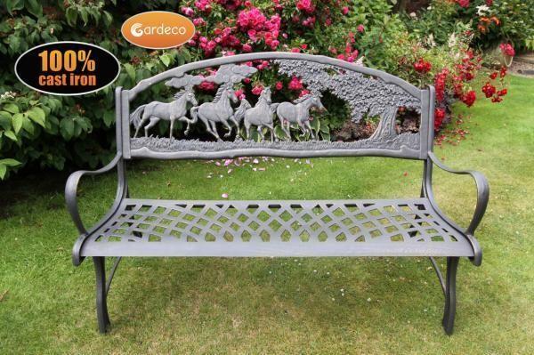 Excellent Garden Furniture At Glendoick Inzonedesignstudio Interior Chair Design Inzonedesignstudiocom