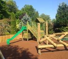 Glendoick play is the newest addition from the award-winning Garden Centre on the Perth - Dundee road.