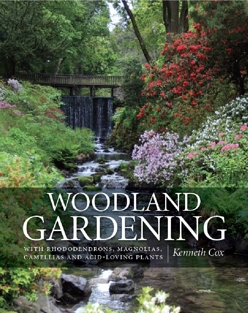 Garden Bush: Woodland Gardening By Kenneth Cox