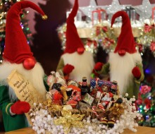 Christmas - Food Hall - Gonks Hamper Al1