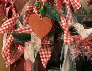 Christmas Bunting. Festive Craft-Making Workshop with Elena Costella.