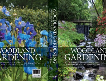 Woodland Gardening Book by Ken Cox