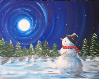 Paint It Up - painting class where you can create your very own masterpiece!