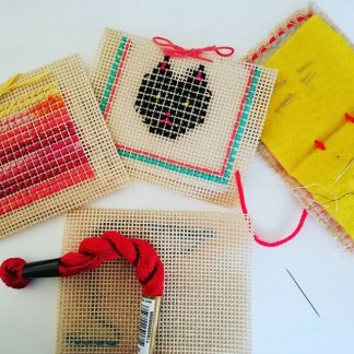 Sewing class for primary school aged children. Saturday 16 Feb 10am to 12 noon.