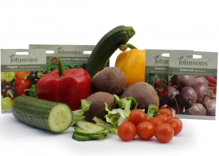 Local delivery Click and collect your vegetable and salad seeds