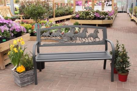 Pleasing Garden Furniture At Glendoick Inzonedesignstudio Interior Chair Design Inzonedesignstudiocom