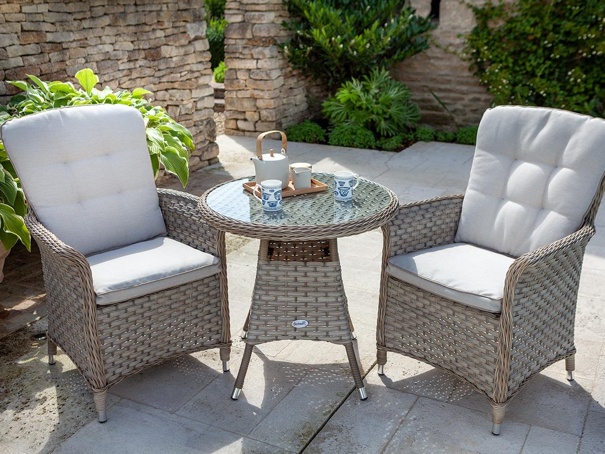Superb Garden Furniture At Glendoick Inzonedesignstudio Interior Chair Design Inzonedesignstudiocom